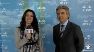Entrevista a Francisco Torres-Brizuela en Cisco Rock The Cloud