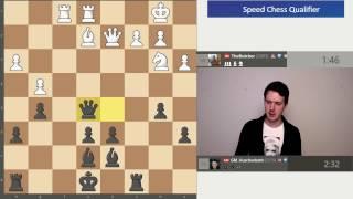 Speed Chess Championship Qualifier