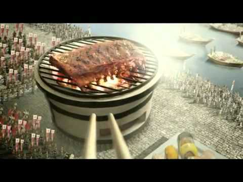 Oishi Buffet TVC   Japan Ribs