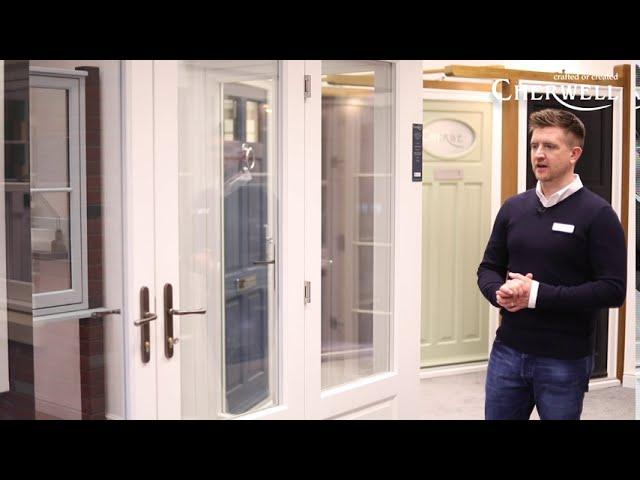 Bereco Timber French Door