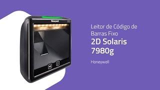 Leitor de Código de Barras Fixo 2D Solaris 7980g - Honeywell - ZIP Automaço