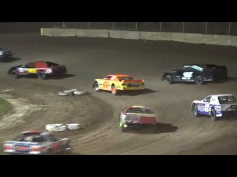 Plymouth Dirt Track Grand National Feature June 1 2019