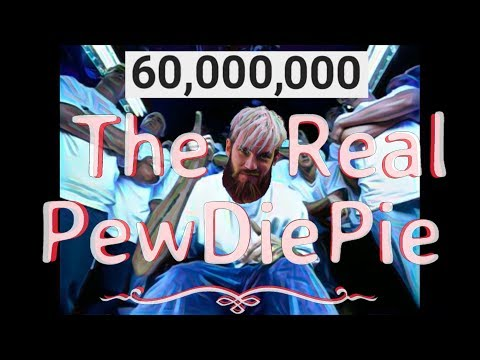 The Real PewDiePie (60 million subs rap) - Sage