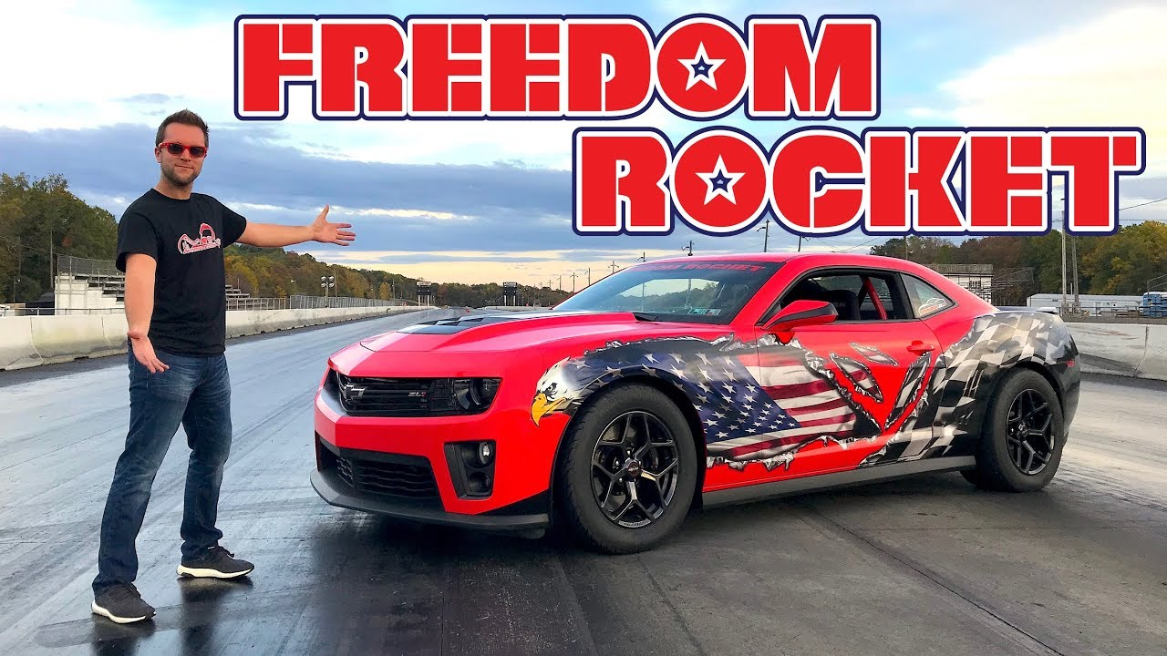 Camaro Zl1 Insane Wrap Reveal This Is The Freedom