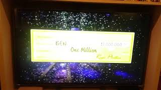 Who Wants to Be a Millionaire: 3rd Edition (PS1): Million Dollar Moment #1