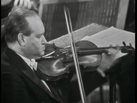 David Oistrakh & Igor Oistrakh - Mozart Sinfonia Concertante, K364