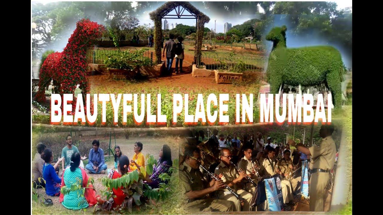 HANGING GARDEN BEAUTYFULL PLACE IN MUMBAI