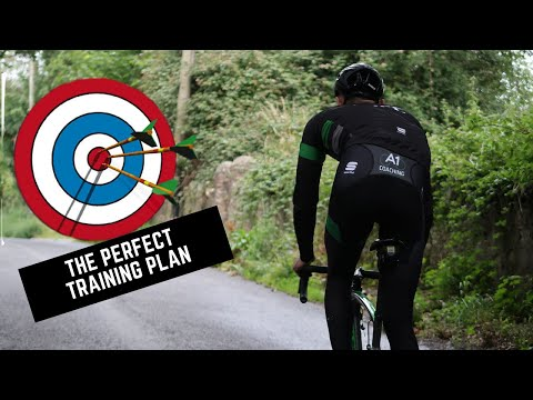 How To Build The Perfect Cycling Training Plan