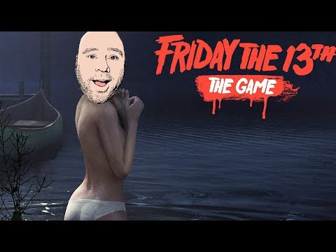 Friday the 13th The Game NEW Counselors , New Jason, NEW MAP!!! Camp counselors gone wild