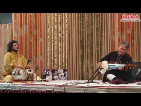Ustd.Amjad Ali Khan - Sarod (Saptak Annual Festival 2017)