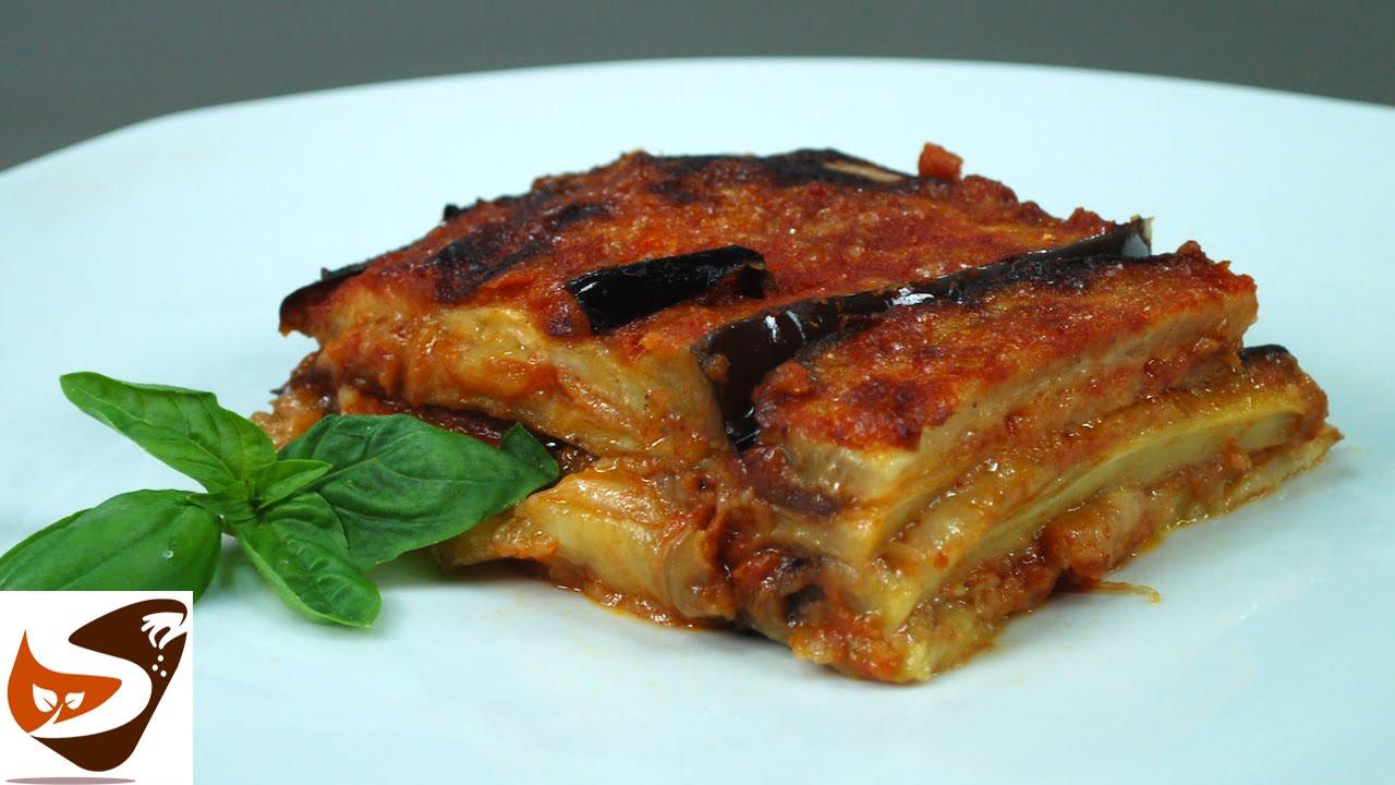 Parmigiana di melanzane la vera ricetta napoletana  ricette estive melanzane alla parmigiana