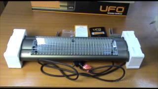 видео Обогреватели UFO Line