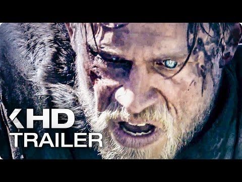 KING ARTHUR: Legend of the Sword Trailer 2 (2017)
