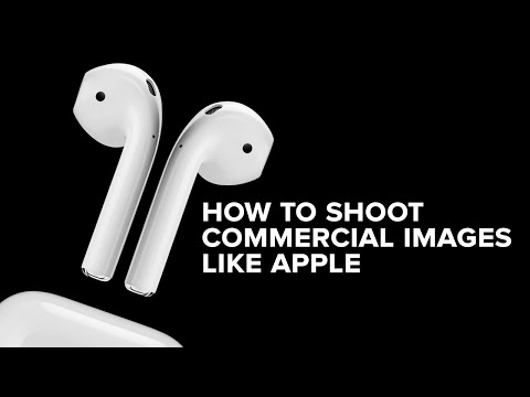 How To Shoot Commercial Images Like Apple