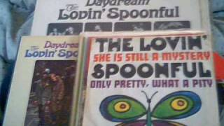LOVIN SPOONFUL Bald headed Lena +Butchies tune +Big noise from Speonk