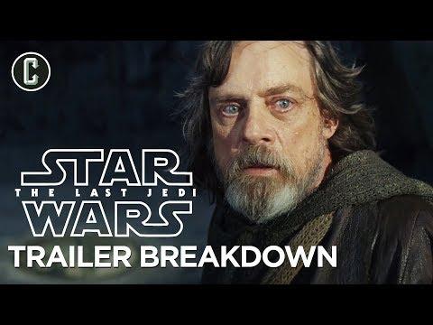 Star Wars: The Last Jedi Trailer 2 Breakdown