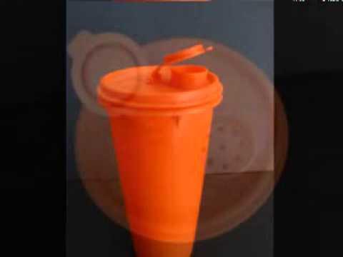 Handolier BEVERAGE Juice CONTAINERS w/ lid 48 oz
