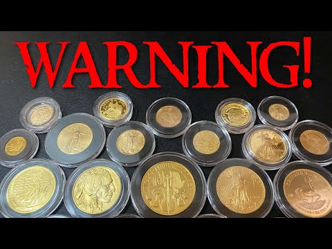 WARNING! The WORST Gold Bullion for Investing (Not What You Think!)
