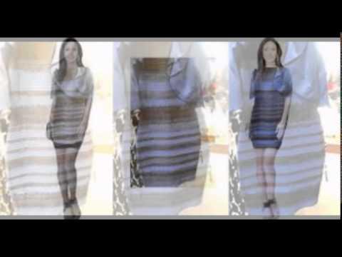 今話題のこのドレス何色に見えますか?白と金?それとも青と黒?どっちに見えますか?