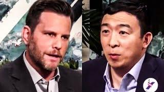 Dave Rubin Accidentally EXPOSES Yang's UBI As Libertarian Trojan Horse