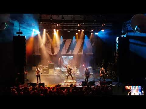 Fozzy - Intro + Judas - Live at Sentrum Scene, Norway 2018, February 1st.