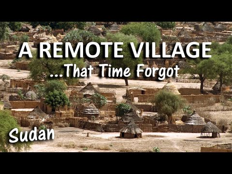 Life in a Remote African Village