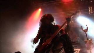 Watain - Reaping Death ( Live In Party. San Metal Open Air 2010 )