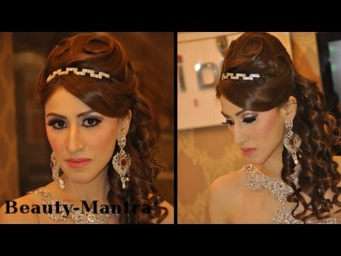 Barbies Wedding Hair And Makeup : Bridal Makeup - Traditional Look - Complete Hair And Ma ...