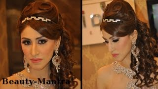 Bridal Makeup - Barbie Doll Engagement Look