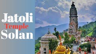 jatoli temple solan | Himachal pradesh | jatoli shiv temple