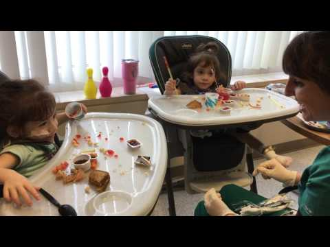 Who's in your Jell-o party? - UC Davis Children's Hospital