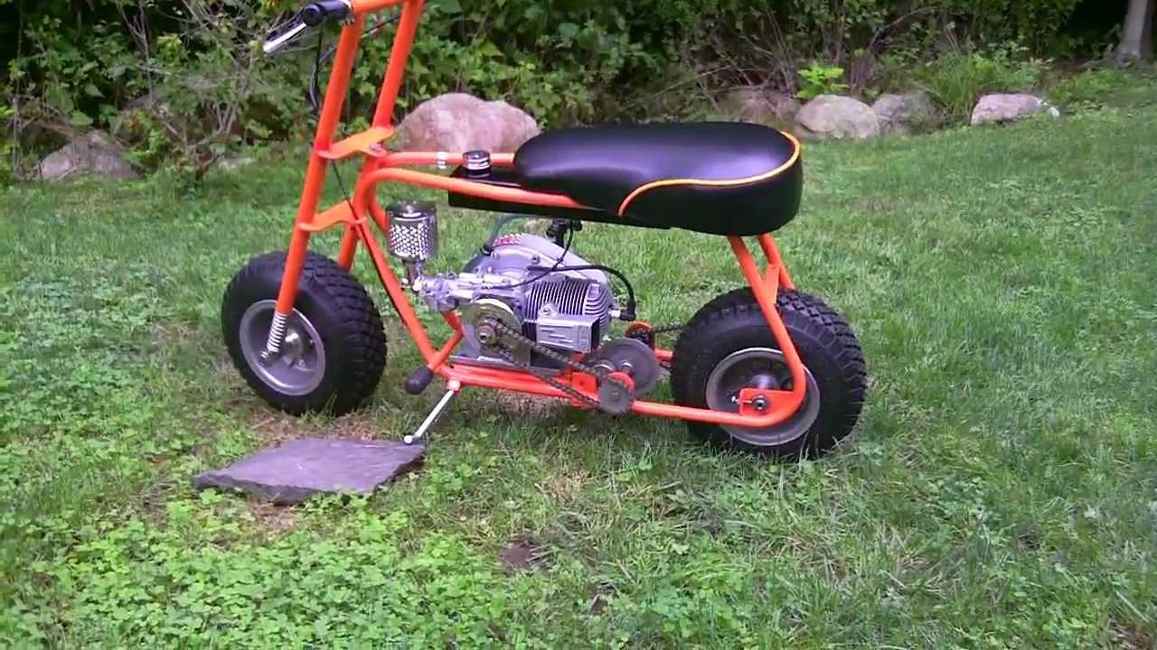 1962 Bug Engineering Quot Super Flea Quot Mini Bike W West Bend
