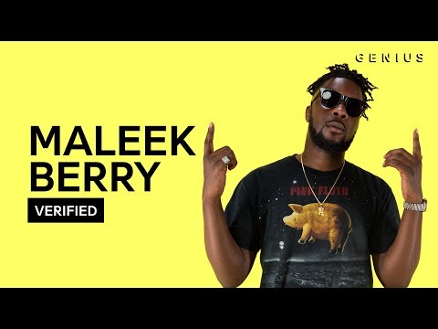 "Maleek Berry ""Been Calling"" Official Lyrics & Meaning 