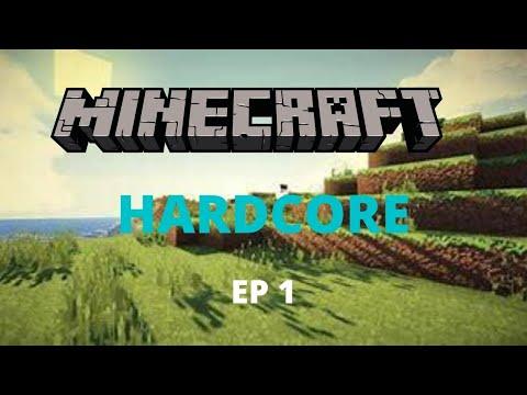 Minecraft hardcore mode