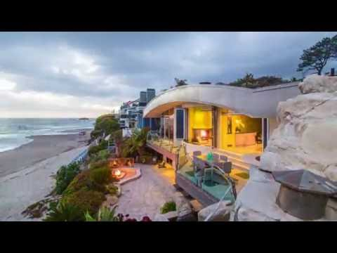 """Iconic Rock House""  31107 Coast, Laguna Beach CA 92651"