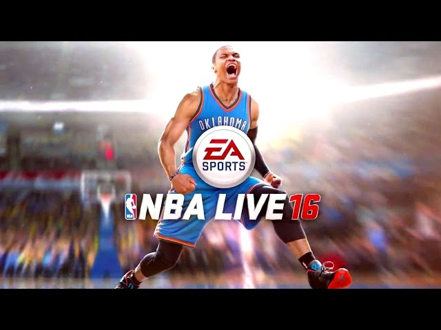 NBA Live 16 Gameplay