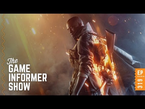 GI Show – Battlefield 1, Red Dead, Ready At Dawn Interview