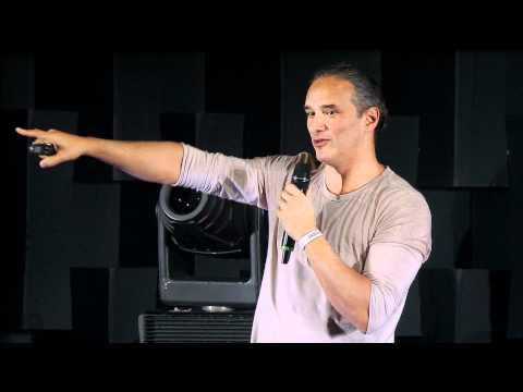 TEDxESPM - Fred Gelli - Cria
