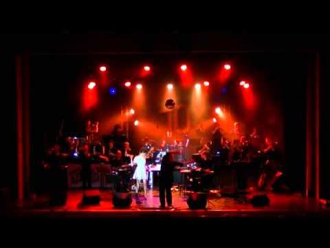 Lumberjack Big Band feat. Roman Lob & Céline Huber - 10 Jahre Uditorium Uhingen 2014