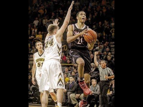 Zach Jackson University of Nebraska-Omaha 2016-17 Sophomore Highlights