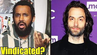Chris D'Elia has PROOF that some of THESE WOMEN LIED.