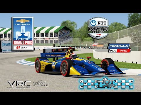 Assetto Corsa * VRC Formula NA 2018 * Detroit GP Belle Isle