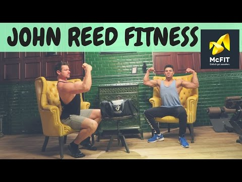 John Reed | Gym Review | Gesundbrunnen, Berlin