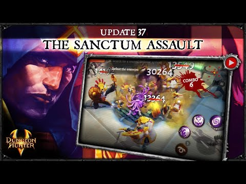 Dungeon Hunter 5 - The Sanctum Assault: Light