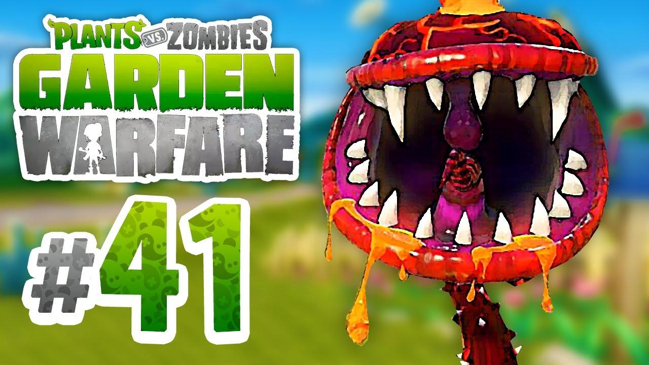 Count Chompula || Plants vs. Zombies: Garden Warfare - YouTube