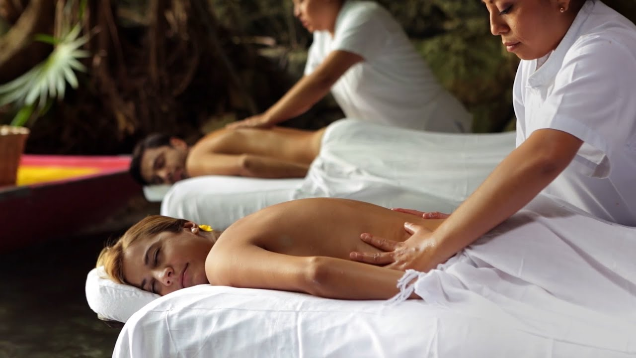 vendimia masajes para señoras