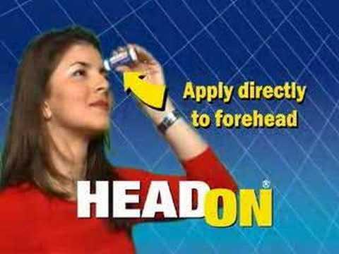 Head On - Annoying Headache Commercial