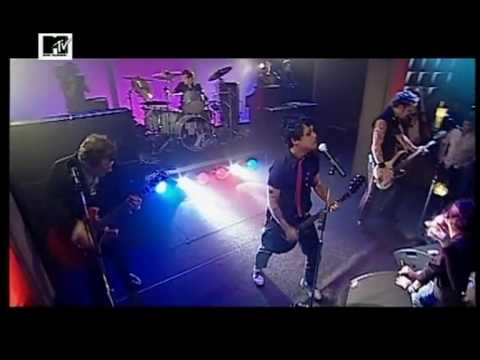 Green Day  Jesus of Suburbia   at MTV Berlin