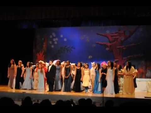"Alder Avenue Middle School Drama Club Presents Disney's ""The Little Mermaid Junior"""