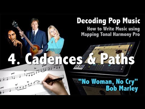 "Decoding Pop 104 - ""No Woman, No Cry"" How To Write Music Using Mapping Tonal Harmony Pro"